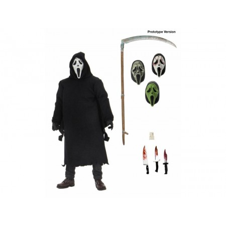NECA Scream Ultimate Ghostface Action Figure