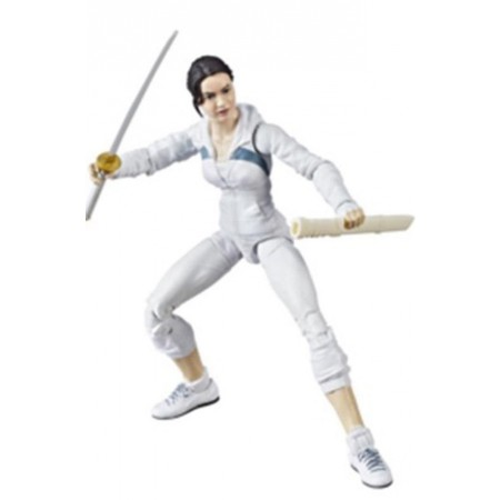 Marvel Legends SDCC defensores exclusivos Colleen Wing