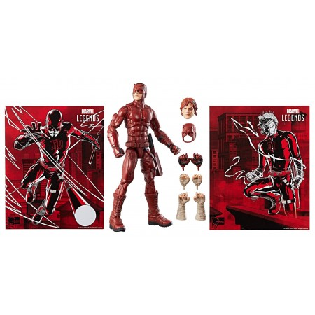 Marvel Legends 12 pulgadas SDCC Daredevil