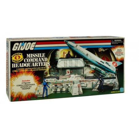G.I. Joe SDCC misil comando centro