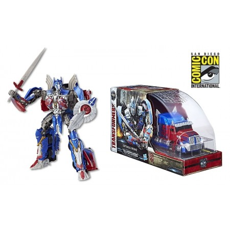 Transformers SDCC Voyager Optimus Prime