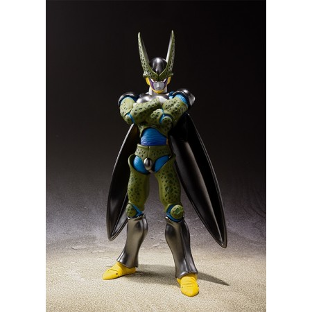 Dragon Ball Perfect Cell S.H Figuarts Event Exclusive Action Figure