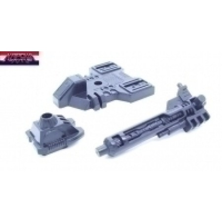 Seacon Full Stand Transformers G1 Part