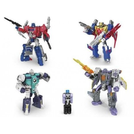 BRAND NEW - Transformers Siege On Cybertron Box Set