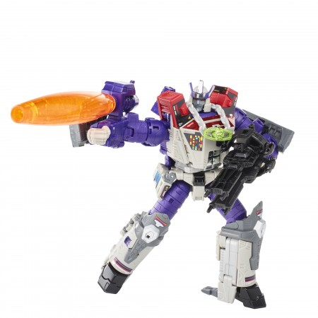 Transformers Generations Selects Galvatron Leader Class Action Figure ( IMPORT )