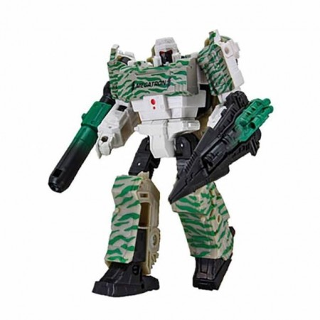 Transformers Generation Select G2 Combat Hero Megatron Exclusive