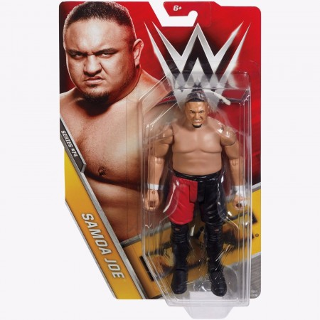 WWE Basic Series 74 Samoa Joe
