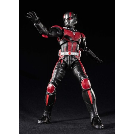 Ant-Man & The Wasp S.H Figuarts Ant-Man & Ant Action Figure
