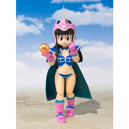 Dragon Ball S.H Figuarts Chichi ( Kid ) Action Figure