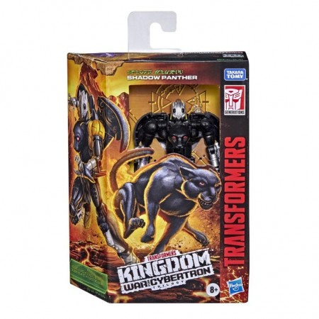 Transformers Kingdom Deluxe Shadow Panther