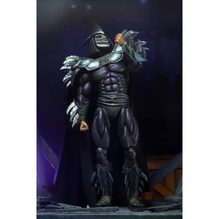 NECA TMNT The Secret of the Ooze : Shadow Master Super Shredder Action Figure