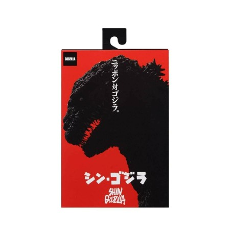 NECA Shin Godzilla Action Figure ( NEW PACKAGING FOR 2020 )
