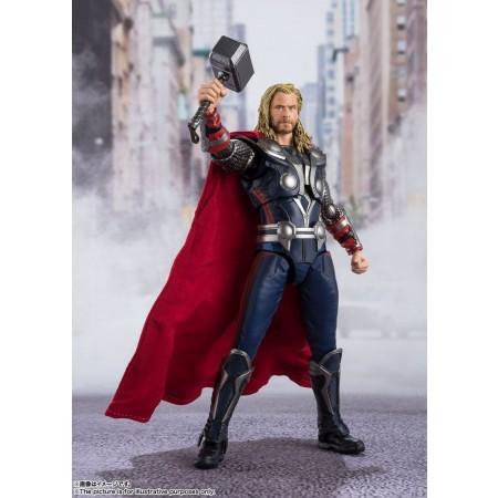 Avengers S.H. Figuarts Action Figure Thor (Avengers Assemble Edition) 17 cm