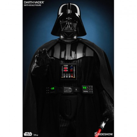 Sideshow Collectibles Star Wars Return Of The Jedi Darth Vader 1/6 Scale Figure