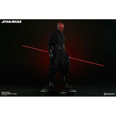 Sideshow Star Wars Premium Format Darth Maul Figure