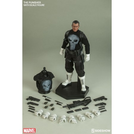 Sideshow Marvel The Punisher 1/6 Scale Figure