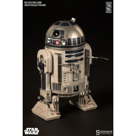 Sideshow Collectibles Star Wars R2-D2 escala 1/6 figura