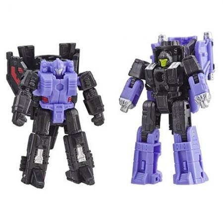 Transformers Siege War For Cybertron Micromaster Decepticon Air Strike Patrol