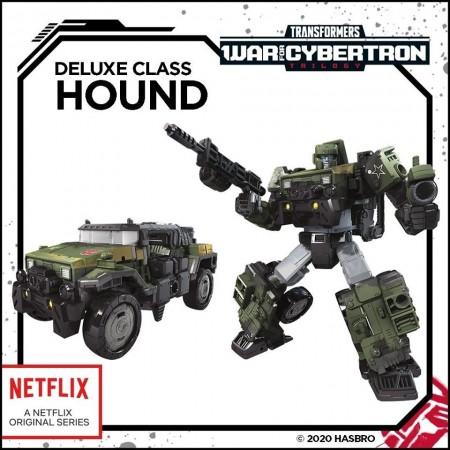 Transformers War For Cybertron Siege Hound Netflix Exclusive