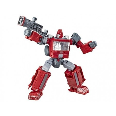Transformers Siege War For Cybertron Deluxe Ironhide