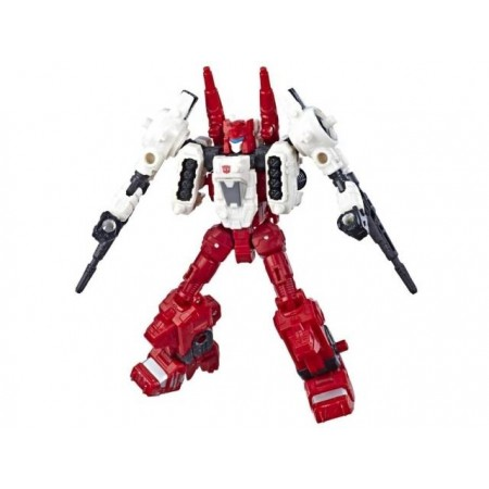Transformers Siege War For Cybertron Deluxe Sixgun