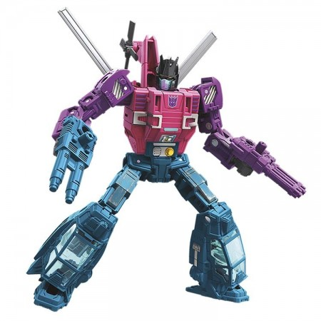 Transformers War For Cybertron Siege Deluxe Spinister IMPORT STOCK