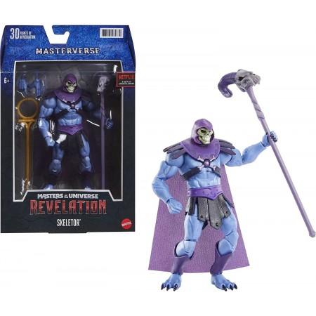 Masters Of The Universe Revelation Skeletor Action Figure