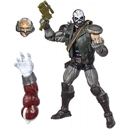 Marvel Legends Skullbuster Action Figure