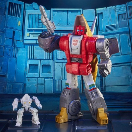 Transformers Studio Series 86 Leader Dinobot Slug (Slag) and Daniel