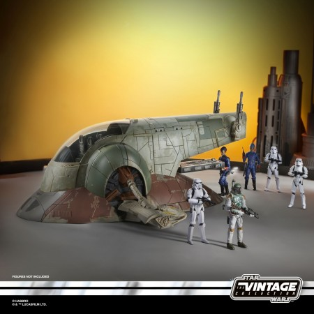 Star Wars The Vintage Collection Slave 1 Vehicle