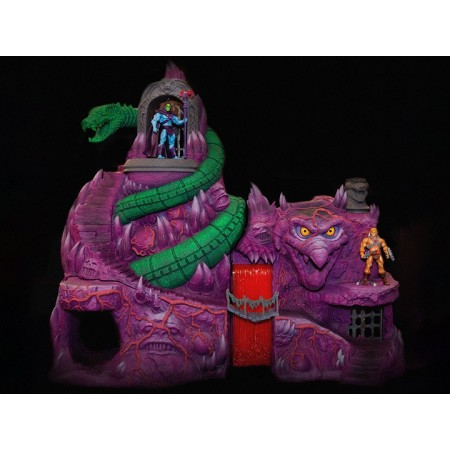 Masters Of The Universe Collectors Choice Snake Mountain