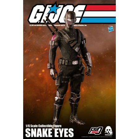 Threezero G.I. Joe Snake Eyes