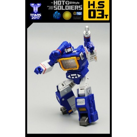 Mech Planet HS-03T Soundtrack Limited Edition