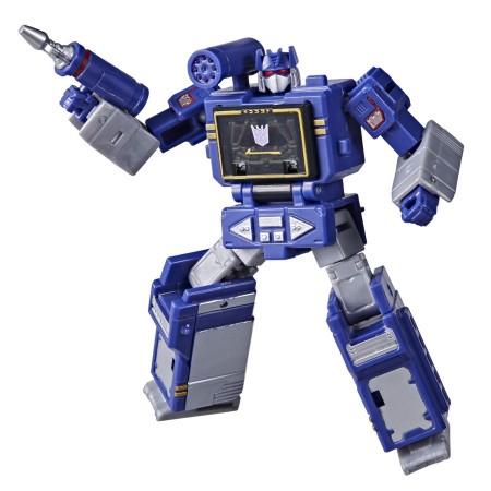 Transformers Kingdom Wave 3 Core Soundwave
