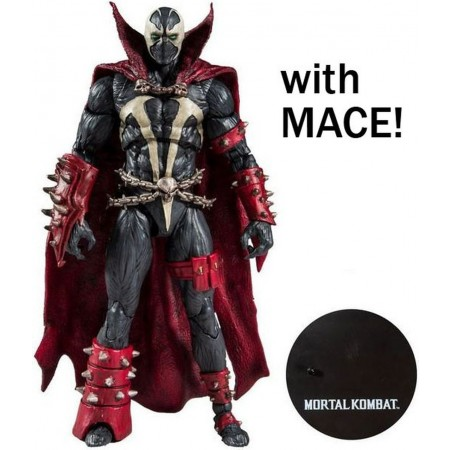McFarlane Mortal Kombat Spawn Action Figure