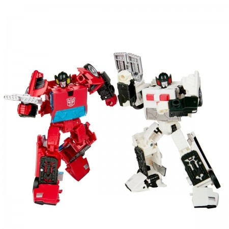 Transformers Generations Selects Spin Out and Cordon