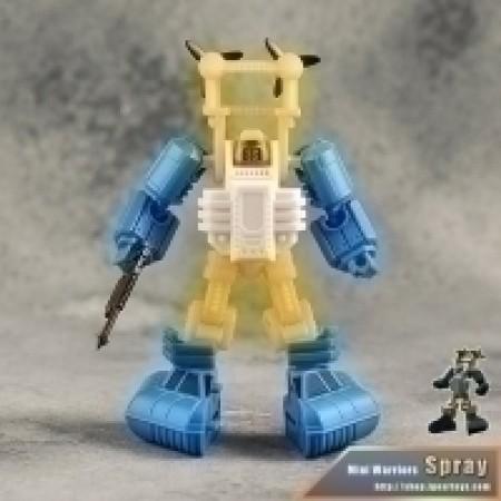 Spray Mini Warrior