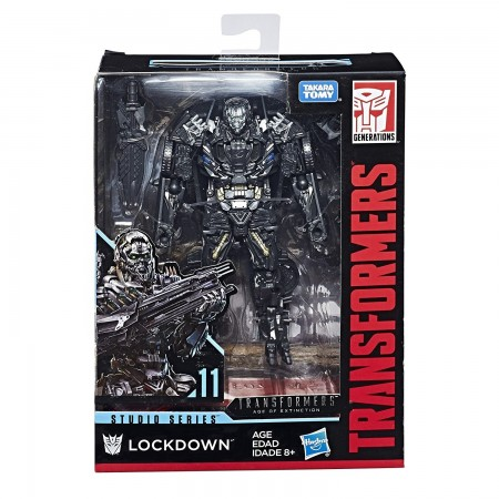 Transformers Studio Series Deluxe Lockdown