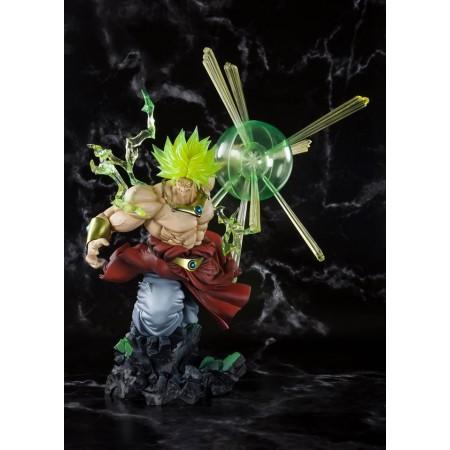S.H Figuarts Dragon Ball Zero Super Saiyan Broly -The Burning Battles