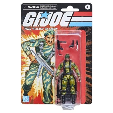 G.I. Joe Retro 3.75 Inch Stalker Action Figure