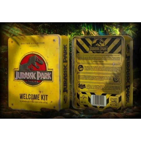 Jurassic Park Premium Welcome Kit
