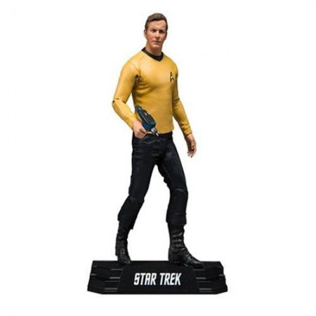 Star Trek Series 1 Captain Kirk Action Figure