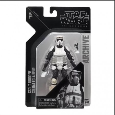Star Wars Archive Series Imperial Biker Scout Action Figure
