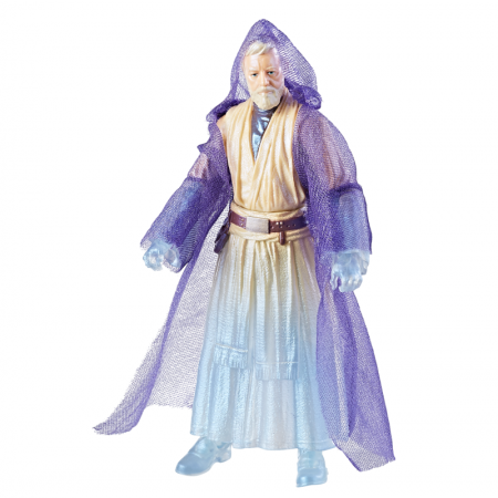 Star Wars Black Series Ghost of Obi Wan Kenobi Exclusive
