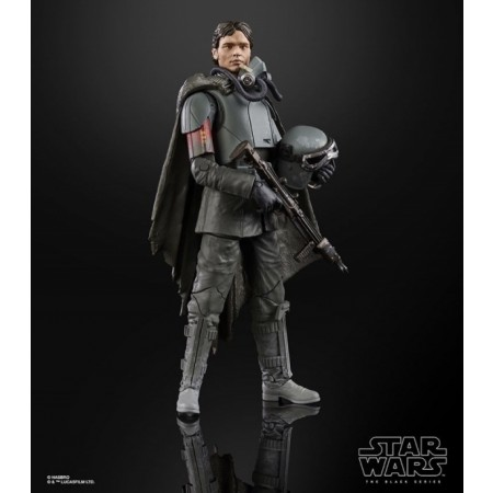 Star Wars Black Series Han Solo Mud Trooper