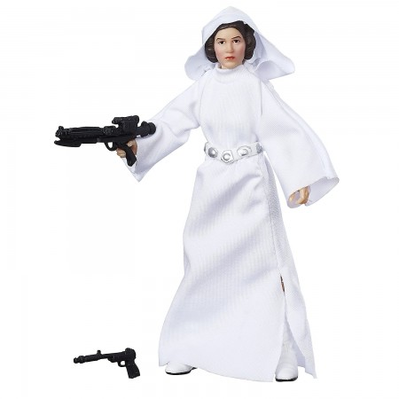 Star Wars Black Series Princess Leia 6 Inch