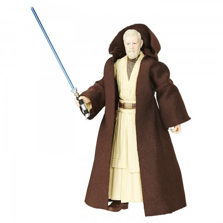Star Wars Black Series Obi Wan Kenobi 6 Inch