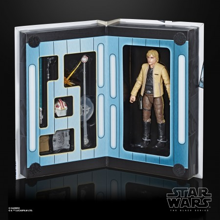 Star Wars Black Series Luke Skywalker ( Skywalker Strikes ) Exclusive