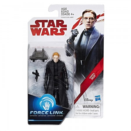 Star Wars Force Link 3.75 Inch General Hux ( The Last Jedi )