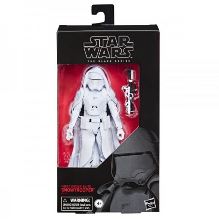 Star Wars Black Series First Order Elite Snowtrooper